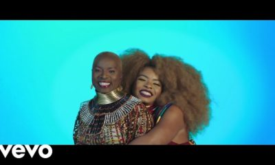 Video Premiere: Yemi Alade Ft Angelique Kidjo- Shekere