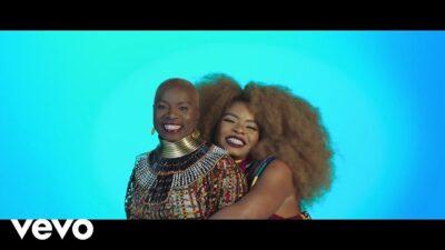 Video Premiere: Yemi Alade Ft Angelique Kidjo- Shekere