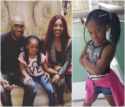 """Olivia has been passing through a lot recently""- 2Baba's wife, Annie Idibia shares"