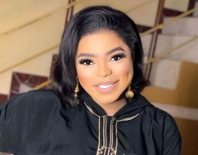 """Most guys are bisexual""-Bobrisky reacts on social media"