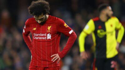 Watford ends Liverpool's EPL unbeaten run