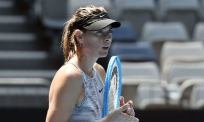 "Maria Sharapova says ""goodbye"" to tennis at the age of 32"