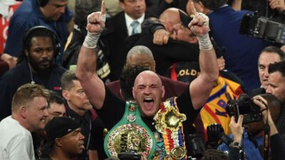 Tyson Fury shines in Las Vegas as he outclassed Deontay Wilder in a seven-round show