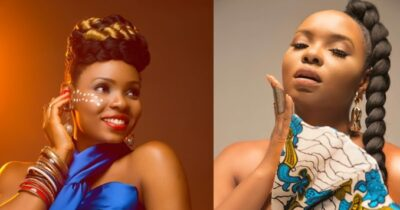 Yemi Alade is in search for two female artiste to sign