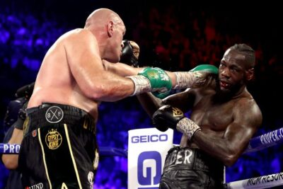 Wilder and Fury set for another rematch in July