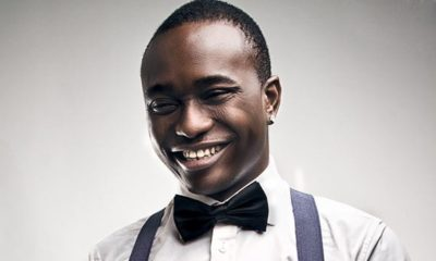 "Brymo unlocks artwork for his forthcoming album ""Yellow"""