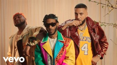 VIDEO: Angel – Blessings (Remix) ft. French Montana, Davido