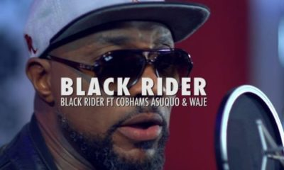 Download Music: Black Rider Ft Cobhams Asuquo x Waje- Black Rider