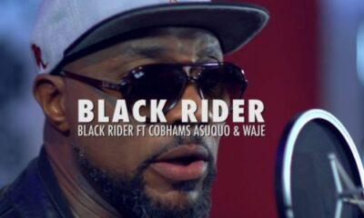 Download Music: Black Rider Ft Cobhams Asuquo x Waje- Black Rider