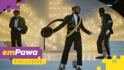 Video Premiere: DJ Neptune Ft Mr Eazi x Joeboy- Nobody