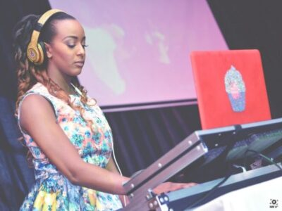 DJ Cuppy promises to send cash to fan who was rejected by his brother