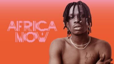 Fireboy DML replaces Davido as the new cover of Apple Music Africa