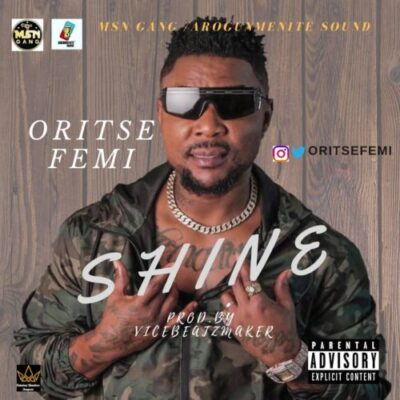 Download Music: Oritse Femi- Shine