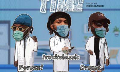 Irockclassic – Quarantime ft. Peruzzi, Dremo