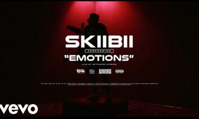 Video Premiere: Skiibii- Emotions (Freestyle)