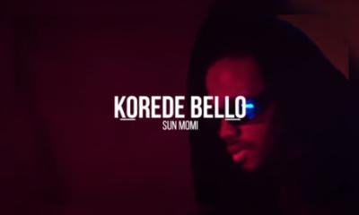 VIDEO: Korede Bello – Sun Momi