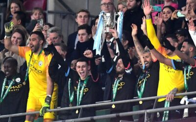 Manchester City is the 2020 Carabao Cup champions