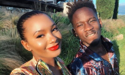 Mr Eazi sends Girlfriend, Temi Otedola birthday message