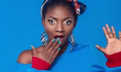 Close these borders – Singer Simi cries out to FG