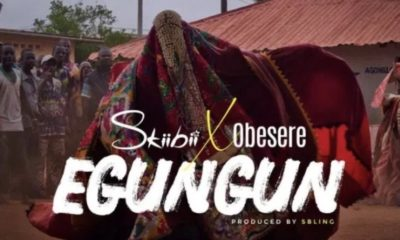 Download Music: Skiibii Ft Obesere- Egungun
