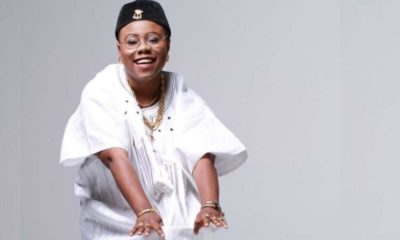 Don't cough or sneeze around me – Teni issues warning to people