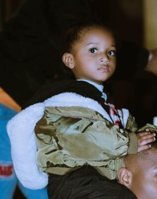 I really made beautiful babies – Wizkid gushes over Zion