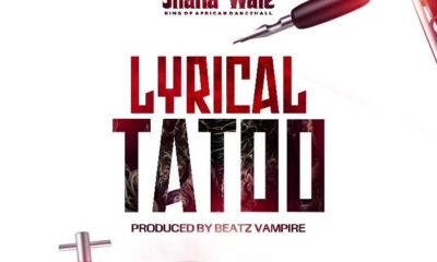 Shatta Wale – Lyrical Tattoo (prod. Beatz Vampire)