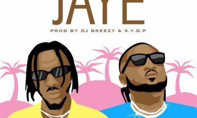 DJ Breezy – JAYE ft. Ceeza Milli