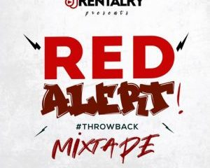 DJ Kentalky – Red Alert Throwback Mixtape