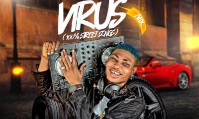 DJ OP Dot – The Virus Mix (100% Naija Street Songs)