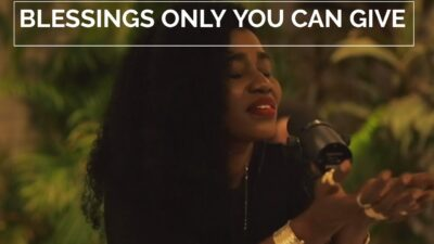 TY Bello – Blessings Only You Can Give ft. Yetunde Bankole-Bernard