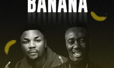 Segg Brown – Banana ft. Oritse Femi