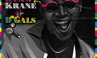 Dammy Krane – 4 D Girls EP