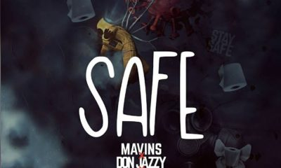 Don Jazzy – Safe ft. Falz (prod. Don Jazzy)