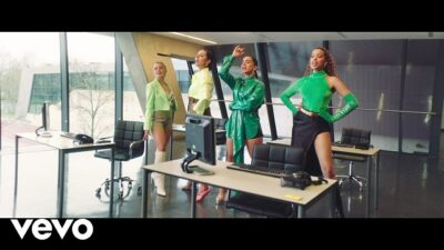 VIDEO: Four Of Diamonds – The Writer ft. Mr Eazi