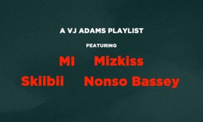 VJ Adams – ‎My Dream ft. M.I Abaga & Nonso Bassey