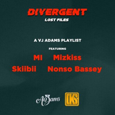 VJ Adams – ‎Divergent (Lost Files) EP