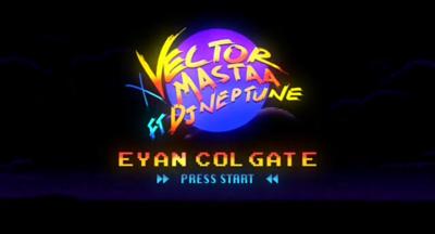 VIDEO: Vector & Masterkraft – Eyan Colgate (Visualizer) ft. DJ Neptune