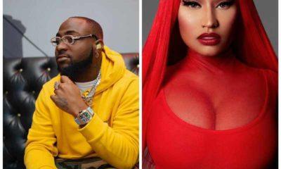 Davido is set to release a massive collaboration with Nicki Minaj