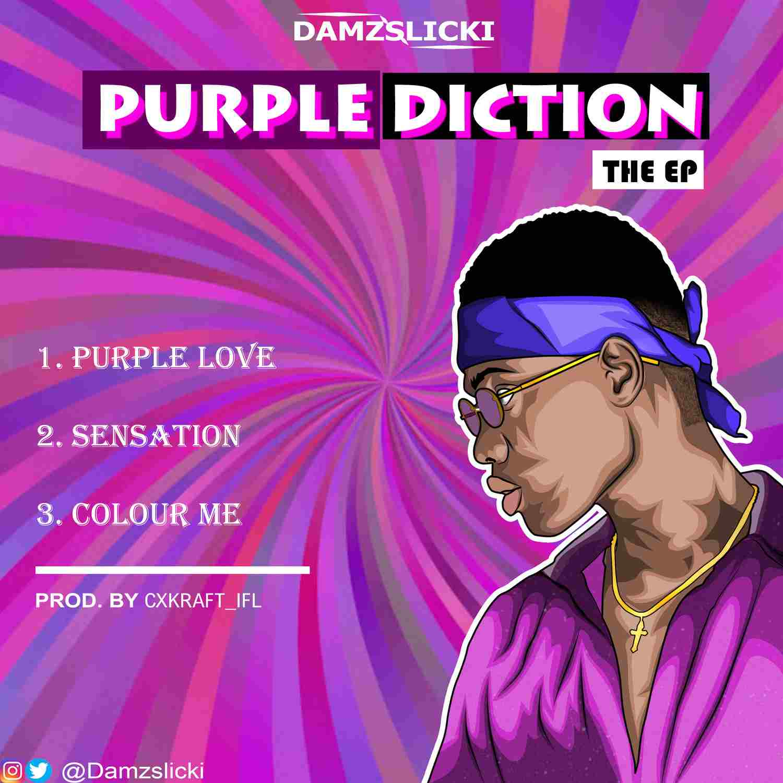 Damzslicki – Purple Diction EP