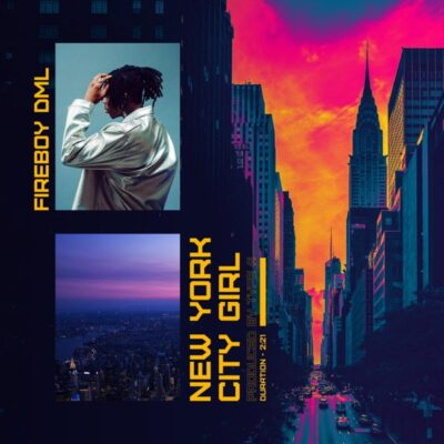 Fireboy DML – New York City Girl (Instrumental)