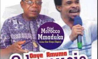 Morocco Maduka – Onye Amuma Odumeje