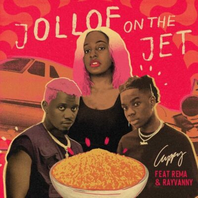DJ Cuppy – Jollof On The Jet ft. Rema & Rayvanny