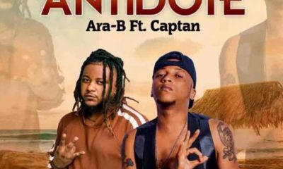 Ara-B – Antidote ft. Captan