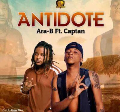 Ara-B – Antidote ft. Captan