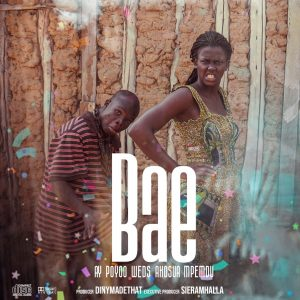 AY Poyoo – Bae (prod. DinyMadeThat)