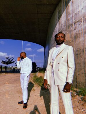 Davido welcomes May D to his record label, DMW