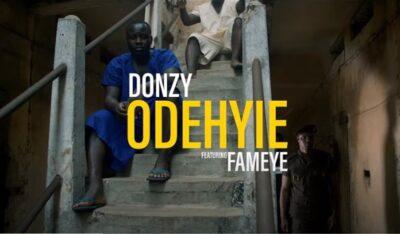 [Video] Donzy – Odehyie ft. Fameye