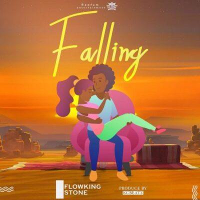 FlowKing Stone – Falling (prod. KC Beatz)