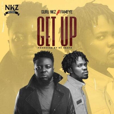 Guru – Get Up ft. Fameye